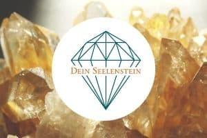 Dein Seelenstein Logo Sonja Liegler